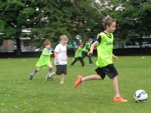 Superb summer sports weeks in Belfast at Smile Club, R.B.A.I. school