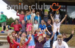 Smile Club Summer Scheme Ballymena Academy; 22nd July – 9th August 2019
